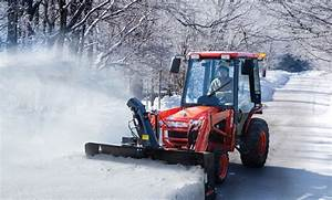 Smart Snowblower Solutions | Compact Equipment