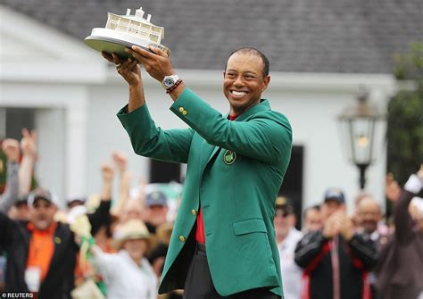 Tiger Woods WINS The Masters | Augusta national golf club ...