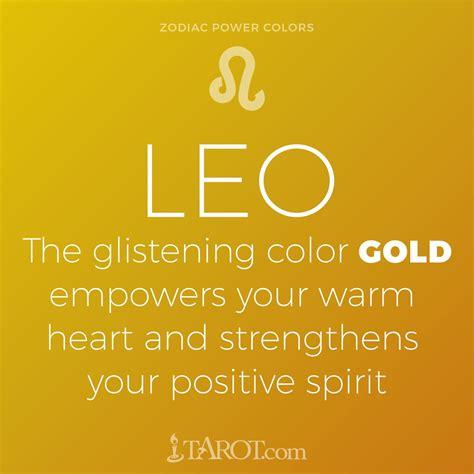 power colors your zodiac sign s power color leo zodiac signs