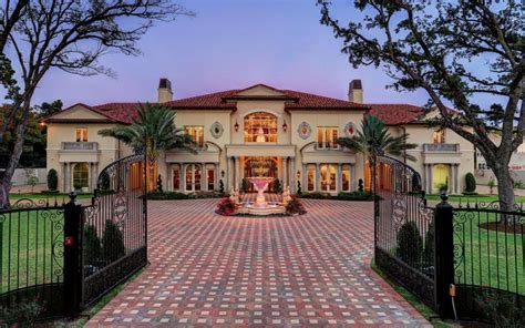 grand newly built mansion  houston texas homes