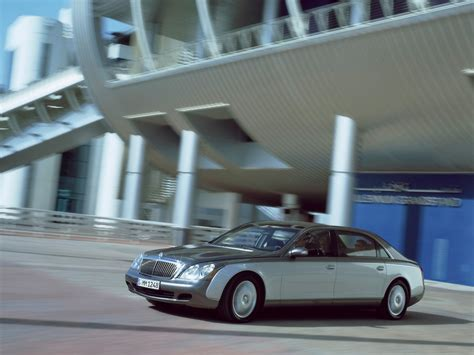 Maybach 62 Motion Left Front 2 1280x960 Wallpaper