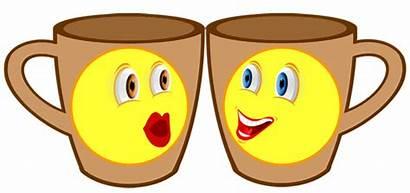 Smiley Kaffeeklatsch Kaffee Morgen Guten Roederklausgermany Zu