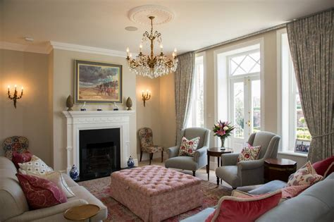 georgian country house interior design project