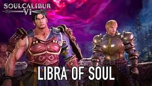 Soulcalibur VI's Libra of Soul story mode lets you take ...