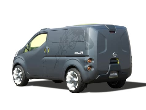 2008 Nissan Nv200 Concept News And Information Research