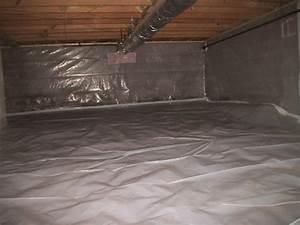 Building an Unvented Crawl Space | GreenBuildingAdvisor.com