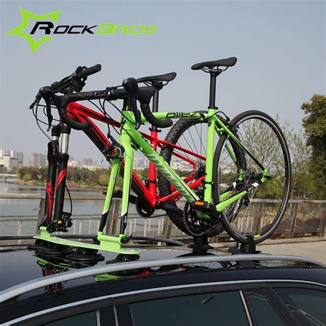5 bike rack for suv cheap rockbros treefrog sustion cup roof rack for