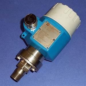 Endress   Hauser Cerabar M Pressure Transmitter Pmc41