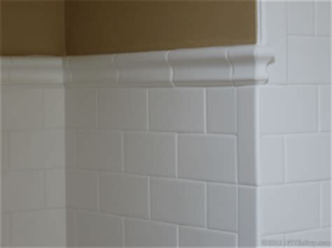 Tiling Inside Corners With Subway Tile by Subway Tile Installation Three Basic Tips Diytileguy