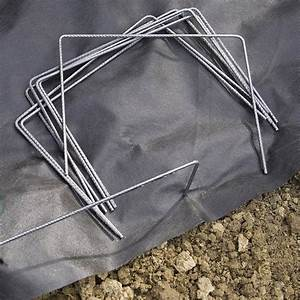 100 agrafes metalliques fixation des toiles nortene for Castorama chaise de jardin 5 100 agrafes metalliques fixation des toiles nortene