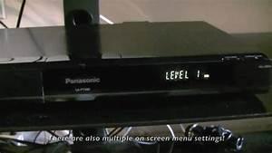 Panasonic SC-PT480PC-K review & setup! - YouTube