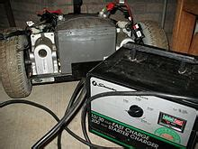 Boat Battery Boiling by Lead Acid Battery