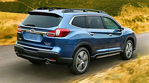 Seater Suvs by 2019 Subaru Ascent Review 8 Seater Suv Everything You