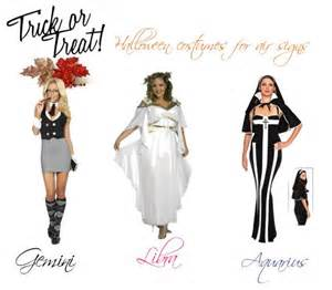 Zodiac Sign Halloween Costume