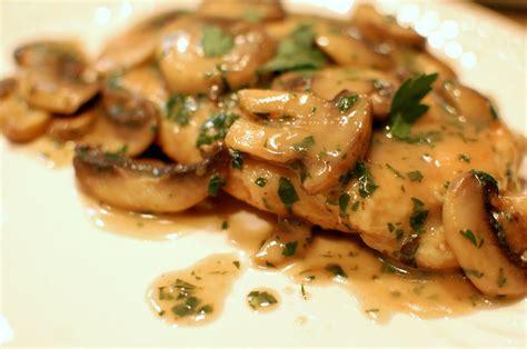 marsala cuisine reckless abandon chicken marsala