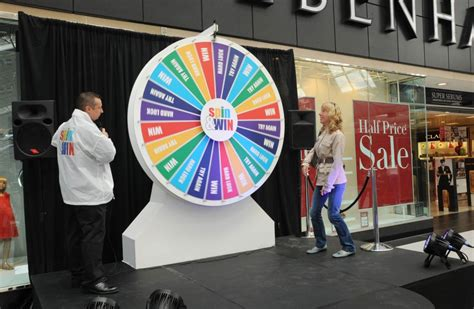 project spin win promotion profile events