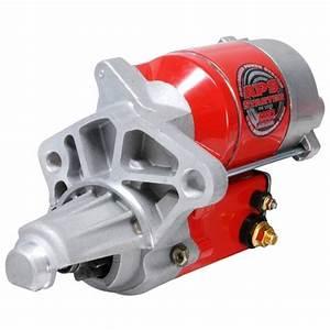 Msd 5098 Dynaforce High Torque Dodge Mopar Mini Starter