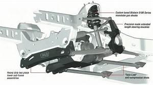 5 U0026quot  Rcd Suspension    Lift Kit For Toyota Tacoma 2005