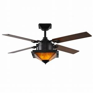 Harbor breeze ceiling fan light kit lowes : Harbor breeze san leandro in aged bronze downrod
