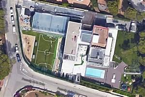 Maison De Lionel Messi : la maison de lionel messi vue du ciel ~ Melissatoandfro.com Idées de Décoration