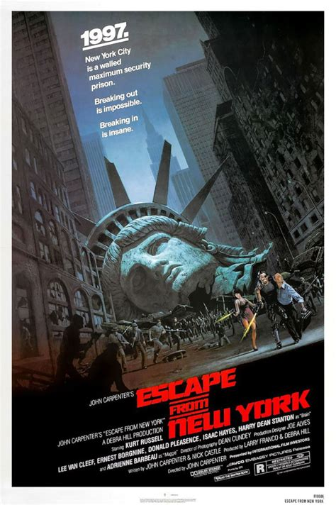 Escape from New York - The Official John Carpenter