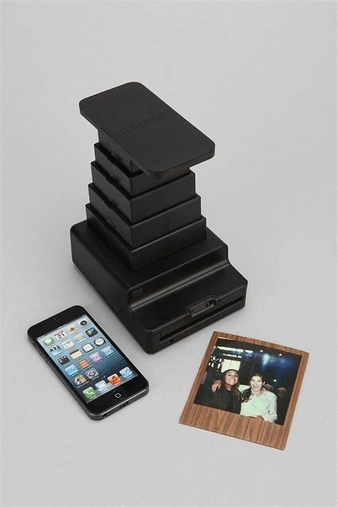 Impossible Instant - impossible instant lab iphone to polaroid converter