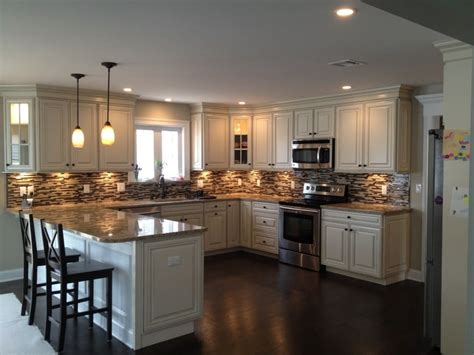 beautiful  shaped kitchen design ideas photo gallery