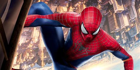 amazing spider man  concept art reveals early version