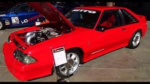 1993 Mustang Cobra 1000hp Sema 2014