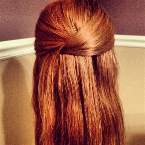 simple hair styles 21 easy hairstyles you can wear to work