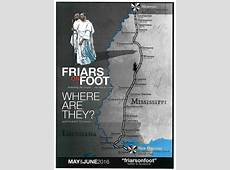 Friars to make pilgrimage on foot, will say Mass, promote