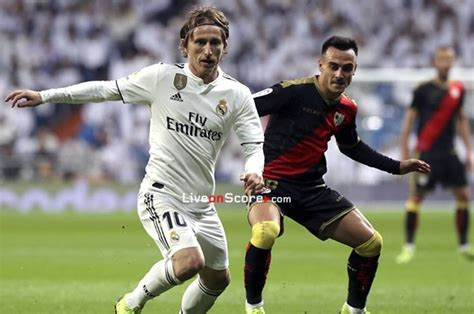 Real Madrid vs Rayo Vallecano Preview and Prediction Live ...