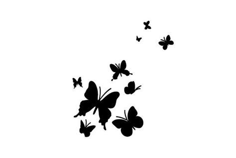 pochoir papillons s pochoirs peintures