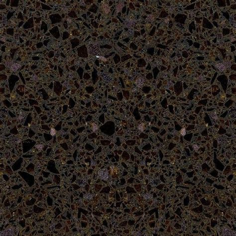 recycled glass cosmic brown granite kitchen bath