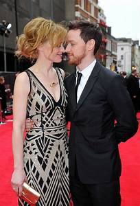 James McAvoy and Anne-Marie Duff Photos - Arrivals at the ...