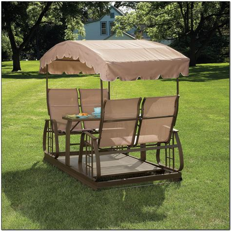 4 Person Patio Swing Glider  Patios  Home Decorating. New Garden Patio. My Patio Design Reviews. Patio Slab Design Layout. Mosaic Patio Table Set. Plastic Patio Dish Sets. How To Lay Patio With Pavers. Small Patio Table And Chairs Set. Discount Outdoor Teak Furniture