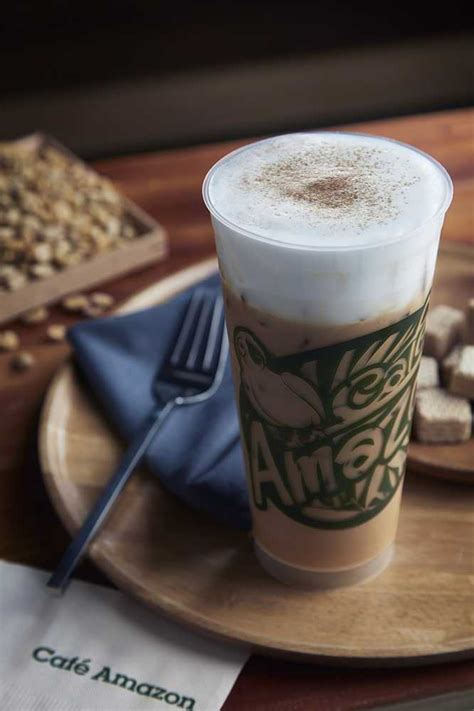 Shop all original coffee flavors. Café Amazon | World Branding Awards