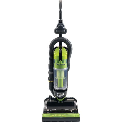 panasonic mc ul  amp jetturn bagless upright vacuum