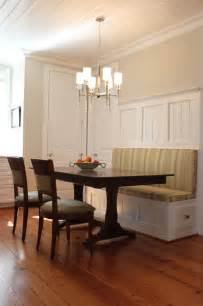 kitchen banquette furniture kitchen banquette traditional kitchen raleigh by abode interiors