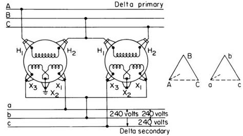 380 120 Single Line Wiring Diagram by How To Wire 3 Phase For 480v To 120v Transformer Wiring