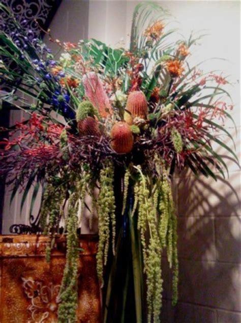 flemish style inspired flower arrangement