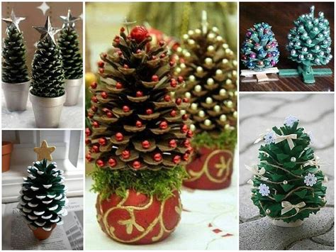 Pine cone crafts   Holiday Sparkle   Pinterest