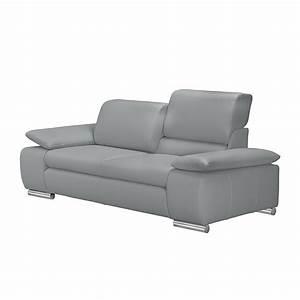 Sofa 2 Sitzer Grau : kunstleder sofa 2 sitzer preisvergleich die besten angebote online kaufen ~ Markanthonyermac.com Haus und Dekorationen