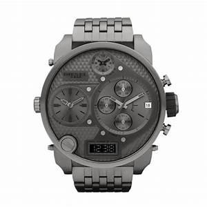 Montre Homme Diesel 2016 : pourquoi offrir une montre diesel son homme ~ Maxctalentgroup.com Avis de Voitures