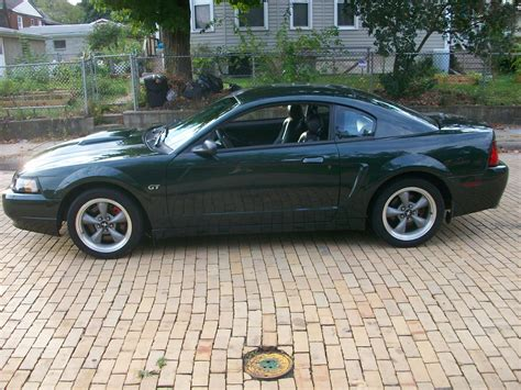 2001 Ford Mustang 2001 Bullitt Mustang Johnywheels