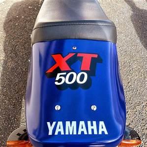 Supermoto Agricole  Yamaha Xt500 By Y C  Design  U2013 Bikebound