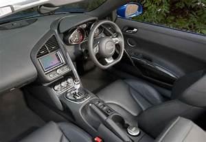 Audi R8 Spyder Review | Convertible Car Magazine