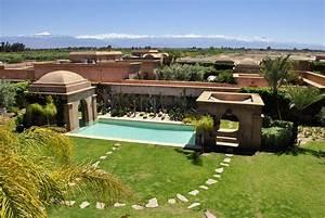 location villa marrakech 4 chambres avec piscine With location villa avec piscine a marrakech