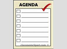 Agenda Clip Art Free Clipart Panda Free Clipart Images