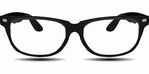 Lunette A Verre Transparent : image vectorielle gratuite lunettes oeil voir lecture ~ Edinachiropracticcenter.com Idées de Décoration